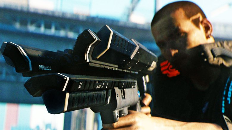 Cyberpunk 2077 Guide How to Upgrade Weapons