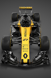 Renault Sport Formula One Car Mobile HD Wallpaper