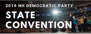 Save The Date- 2019 NH Democratic Party State Convention