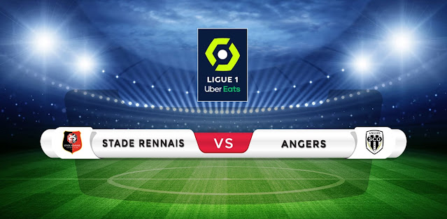 Rennes vs Angers SCO – Highlights