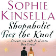 "Book: ""Shopaholic Ties the Knot"", author: Sophie Kinsella. Книга: ""Шопоголик и брачные узы"", автор: Софи Кинселла."