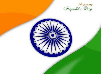 68th Republic Day Tiranga Pics