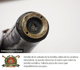 CARABINA GIRANDONI. EL FUSIL DE VIENTO (WINDBÜCHSE) - BELLUMARTIS HISTORIA MILITAR