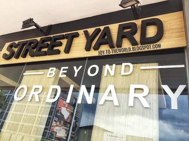Streetyard in Parkmall Cebu