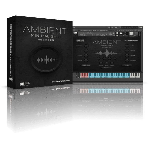 Big Fish Audio Ambient Minimalism 2 KONTAKT Library