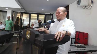 Ketua DPD RI Minta Pemerintah Investigasi Tambang di Zona Rawan Gempa di Dairi