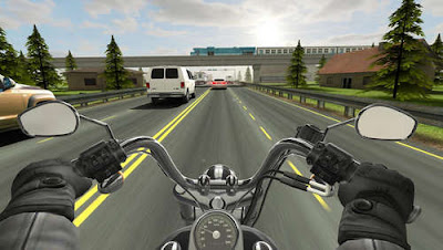 Traffic-Rider-hack-android