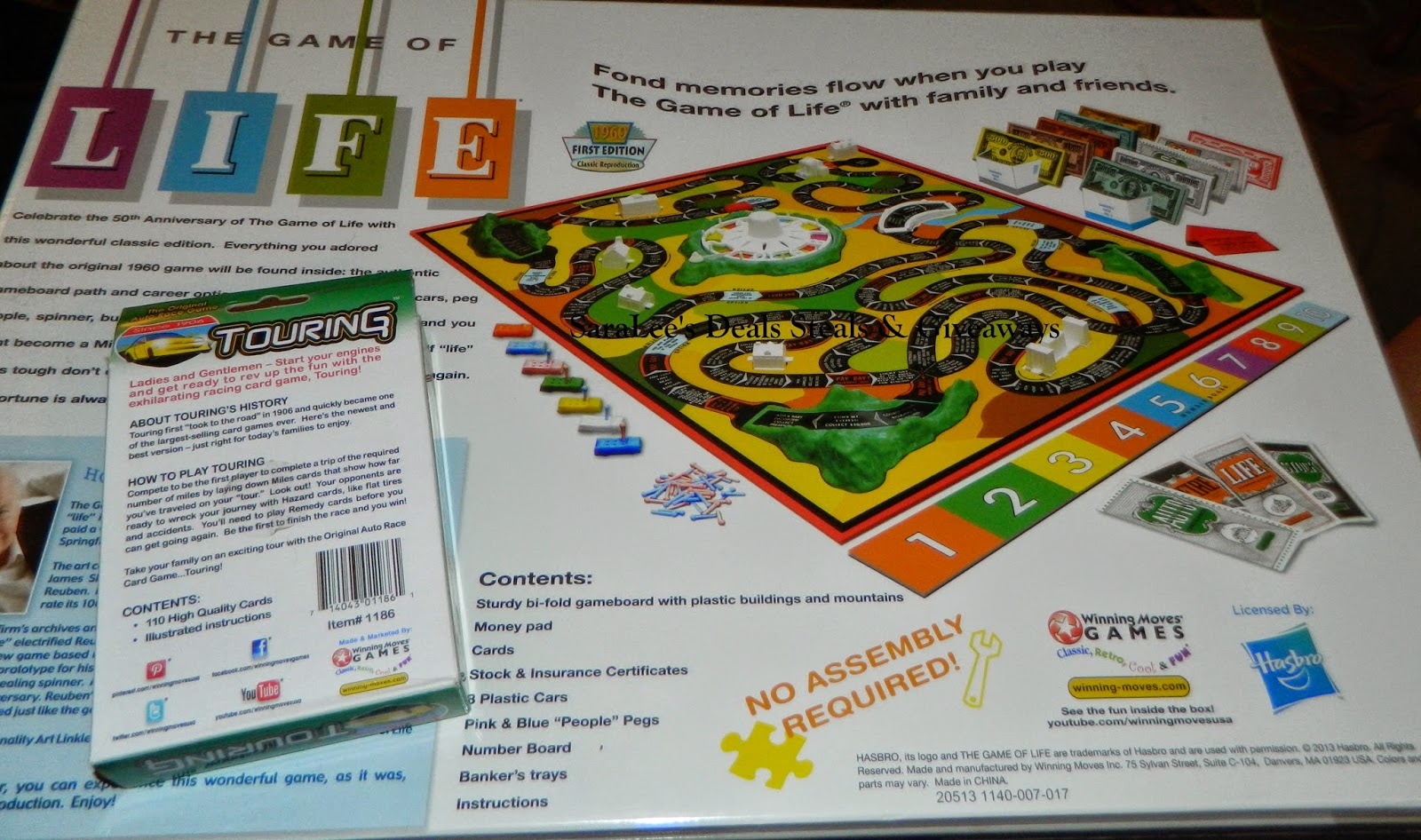 game of life sweepstakes couponing momma giveaways reviews closed giveaway 5223