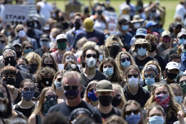 Altre cattive notizie per chi indossa la maschera