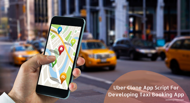 uber clone app for taxi booking app