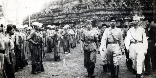 Sejarah Palagan Ambarawa Dan Hari Jadi TNI Angkatan Darat