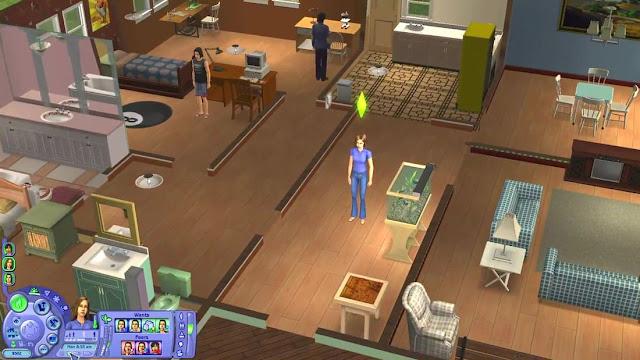 Imagem do The Sims 2