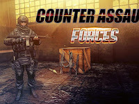 Counter Assault Forces Mod Apk v1.1.0 Infinite Currency/Armor/Ammo & More