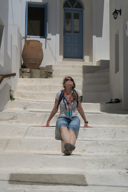 slowlingo, nauka języków, jak się uczyć, slowlife, wakacje, Grecja, Kos