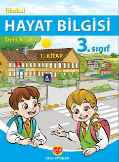 3. Sınıf Hayat Bilgisi Sevgi Yayınları Ders Kitabı Cevapları