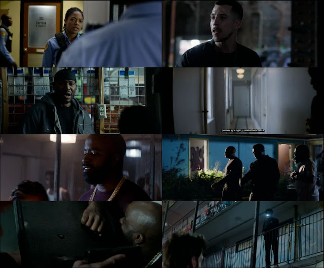 Black and Blue 2019 English 720p WEBRip