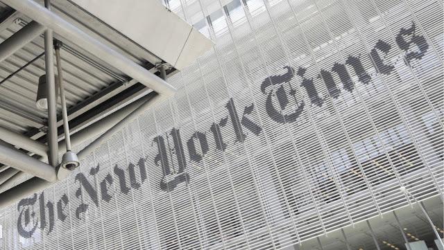 Renuncia un editor de The New York Times tras publicar artículo de opinión de un senador republicano