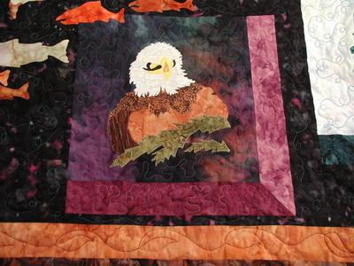 Sea Otter Quilt Patterns Free Quilt Pattern