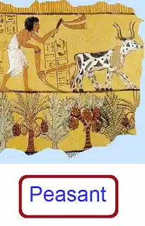 Ancient Egyptian Peasants