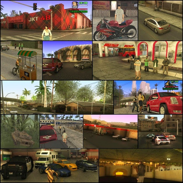 GTA Extreme Indonesia v7