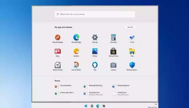 فيديو يُظهر Windows 10X مع تجربة مختلفة من Windows