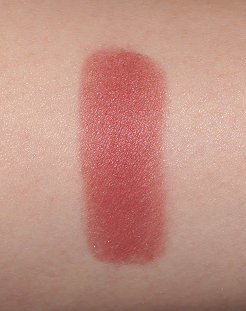 nars dolce vita powder blush swatch