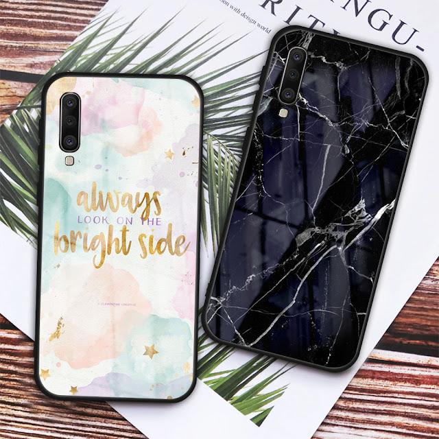 Mockup Glass Case SAMSUNG Galaxy A30s
