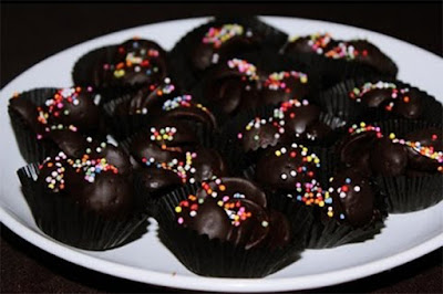 Kue Kering Coco Crunch Siram Coklat Batang