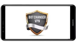 تنزيل برنامج Bot Changer VPN Premium mod pro مدفوع مهكر بدون اعلانات بأخر اصدار من ميديا فاير