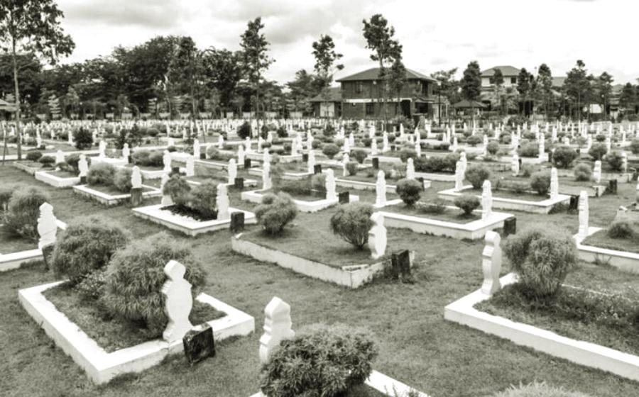 Kisah Seram : Misteri Kepala Atas Kubur