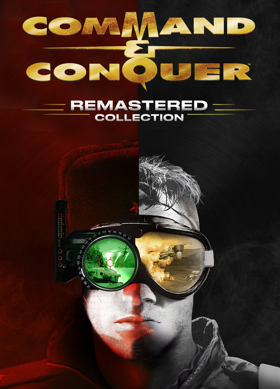 Descargar Command And Conquer Remastered Collection PC Cover Caraatula