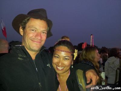 Glastonbury Festival 2013 ~ Earth2EarthaDominic West Midsummer Nights Dream