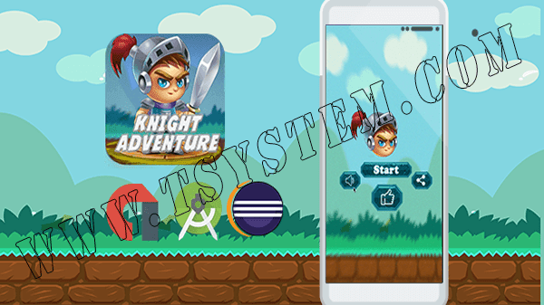 download CodeCanyon - Knight Adventure RUN (Admob+Android Studio+Eclipse)