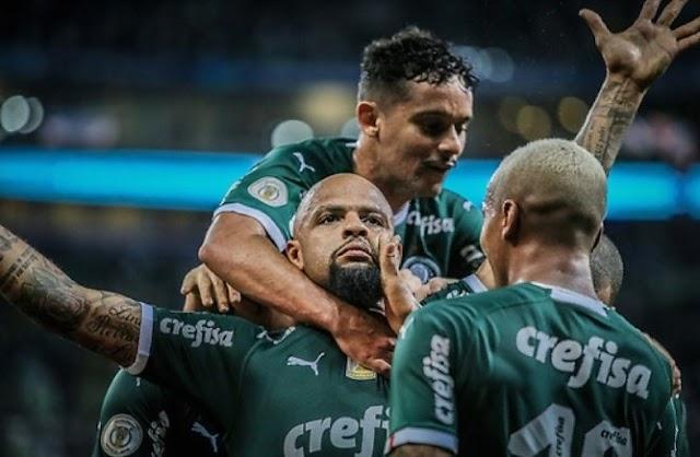 Palmeiras derrota São Paulo por 3 a 0 na abertura da 29ª rodada do brasileirão; Corinthians perde para o CSA.
