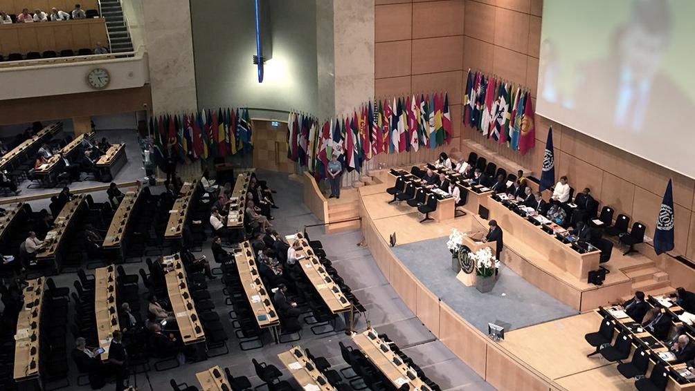 La OIT aplaza la Conferencia Internacional del Trabajo hasta 2021