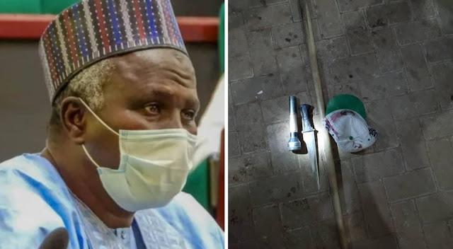 Nigerian Lawmaker, Abdullahi Balarabe Salame Kills Gunman Who came to attack His Residence at Midnight