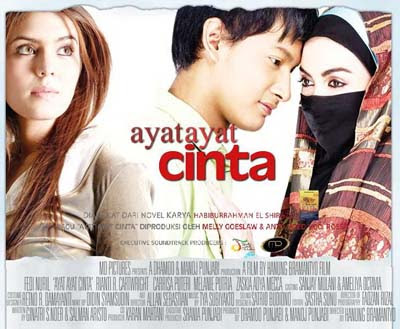 Image Result For Ayat Ayat Cinta
