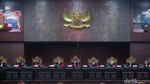 Pemerintah Minta MK Tolak Gugatan Eks Ketua KPK Atas UU KPK Baru