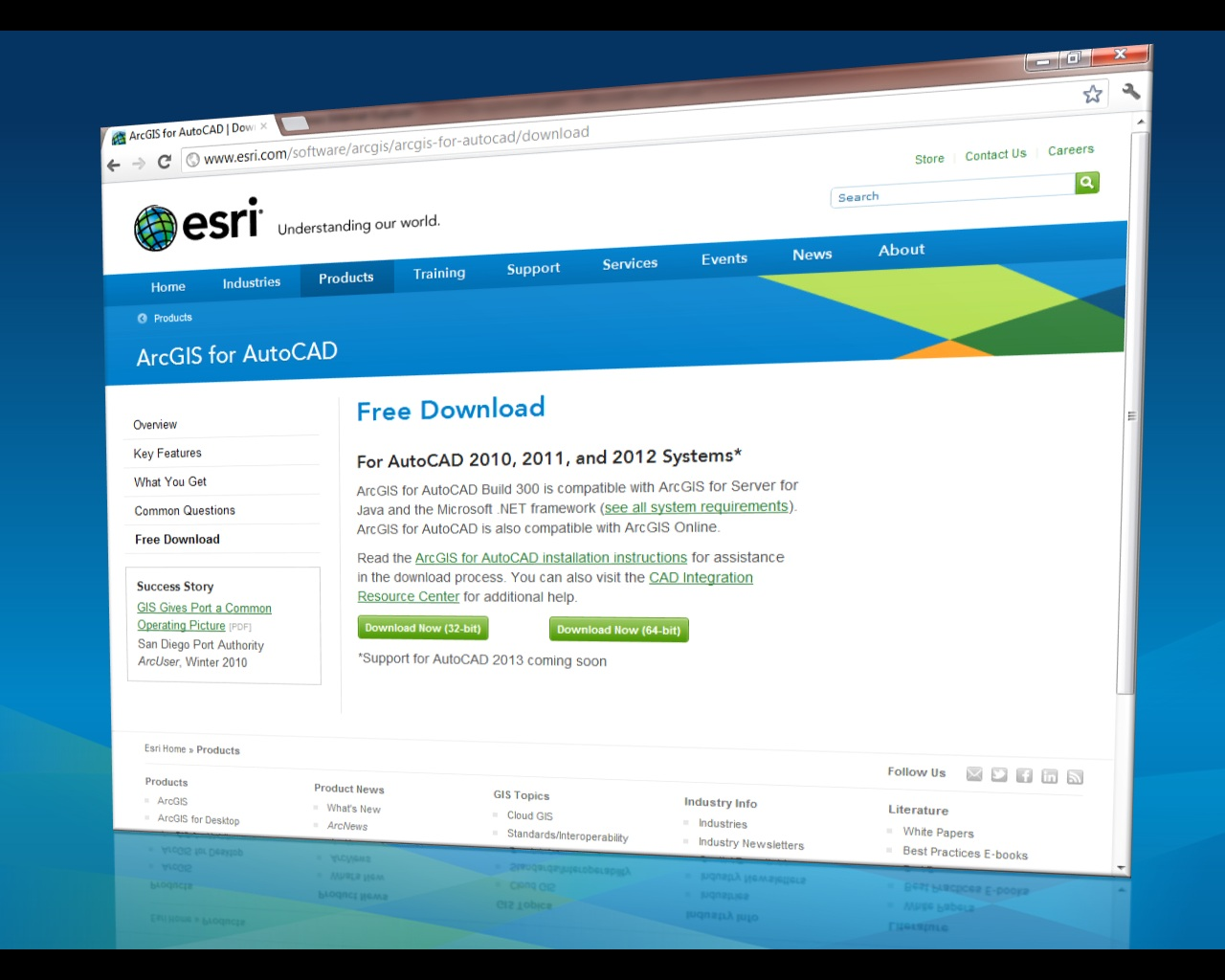 GIS CAD Interoperability: July 2012