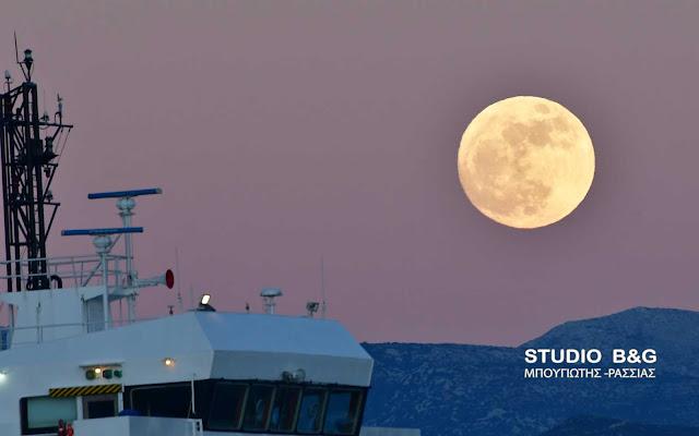 Το πιο φωτεινό φεγγάρι του 2018 είναι απόψε