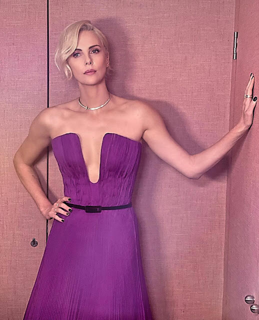 Latest Charlize Theron Wallpaper 2020