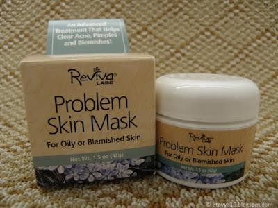 Reviva Labs, Problem Skin Mask
