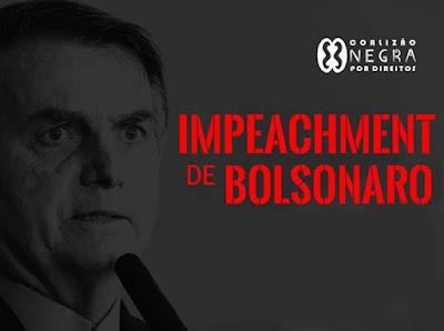 Movimiento negro en Brasil pedirá destitución de Bolsonaro