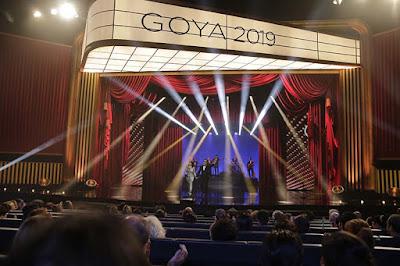 33 edición de los Premios Goya