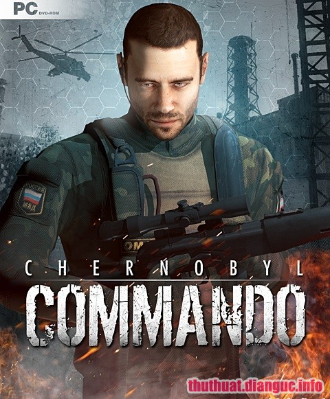 Download Game Chernobyl Commando - COGENT Fshare