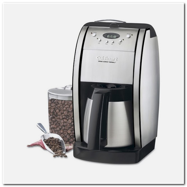 Cuisinart Coffee Maker And Grinder