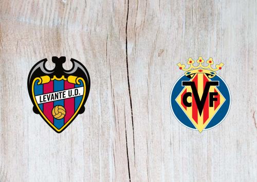 Levante vs Villarreal -Highlights 18 April 2021