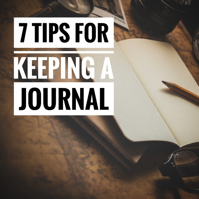 7 tips for keeping a journal