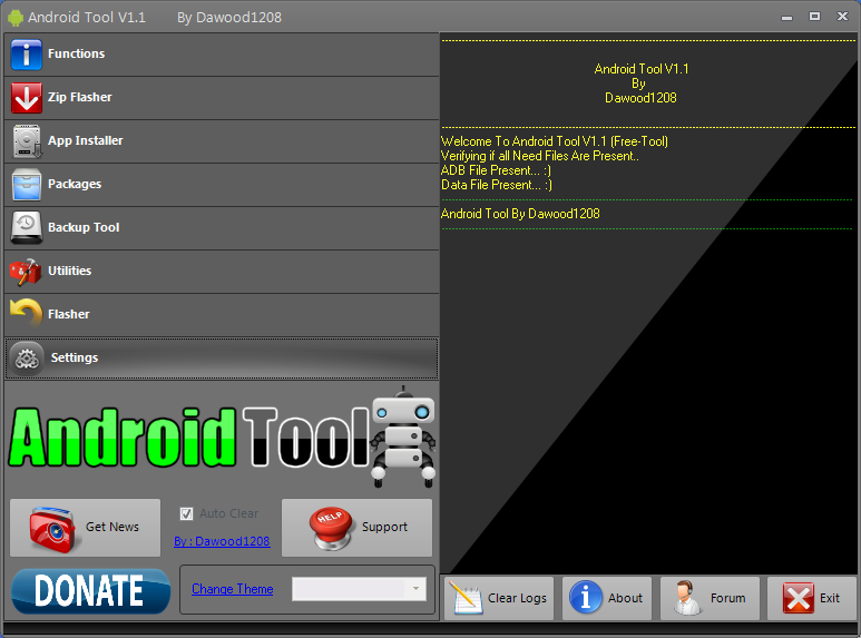 android tool v1