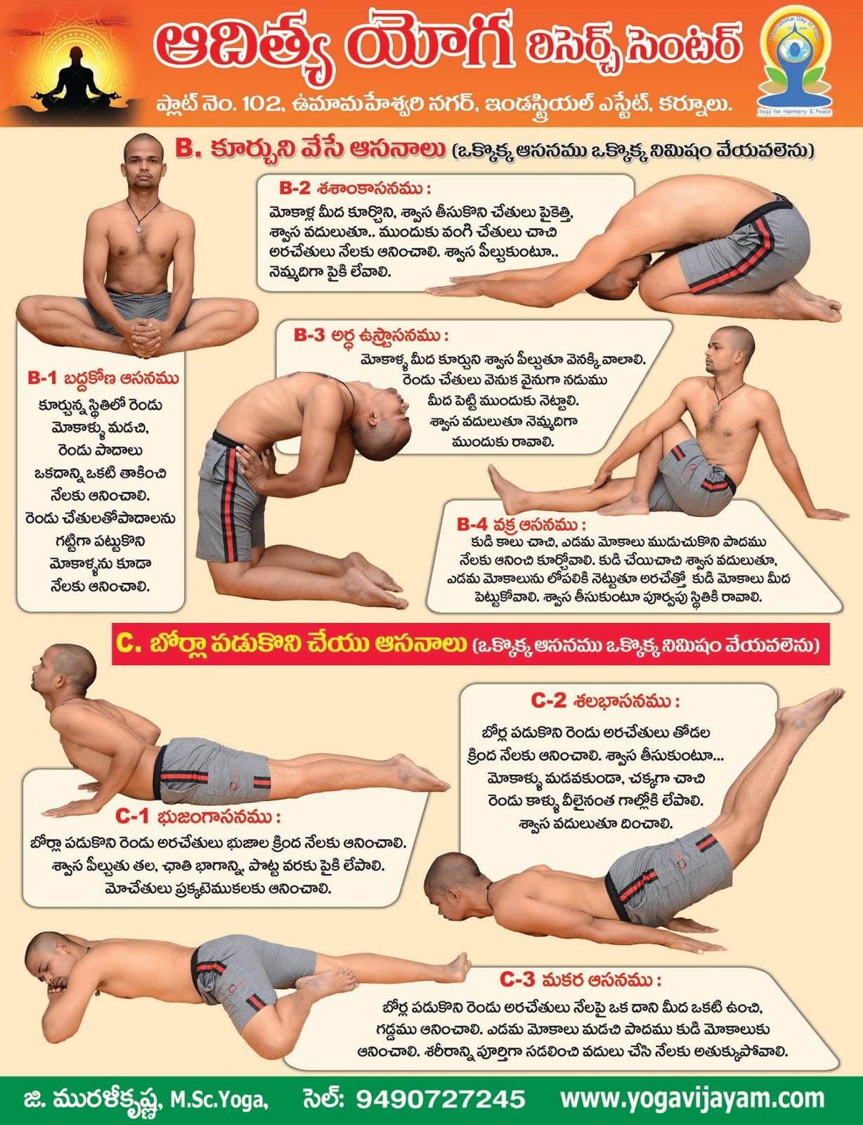 Yoga Books Telugu Pdf